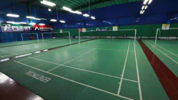 Jasa Pembuatan Lapangan Badminton Surabaya