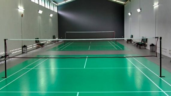 Jasa Pemasangan Lapangan Badminton Kediri