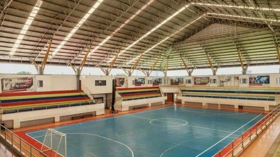 Jasa Pemasangan Lapangan Futsal Malang