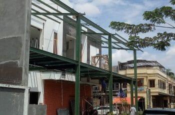Biaya Bangun Rumah 2 Lantai Konstruksi Baja