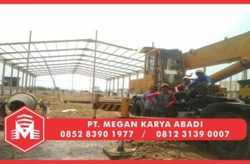 Pembangunan Gudang Pabrik