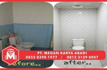 Renovasi Bathroom Interior